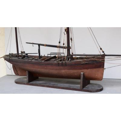 Wooden Model Ship XIX