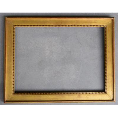 Louis XVI Style Frame Zn Golden Wood