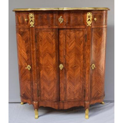 Furniture Support In Marquetry