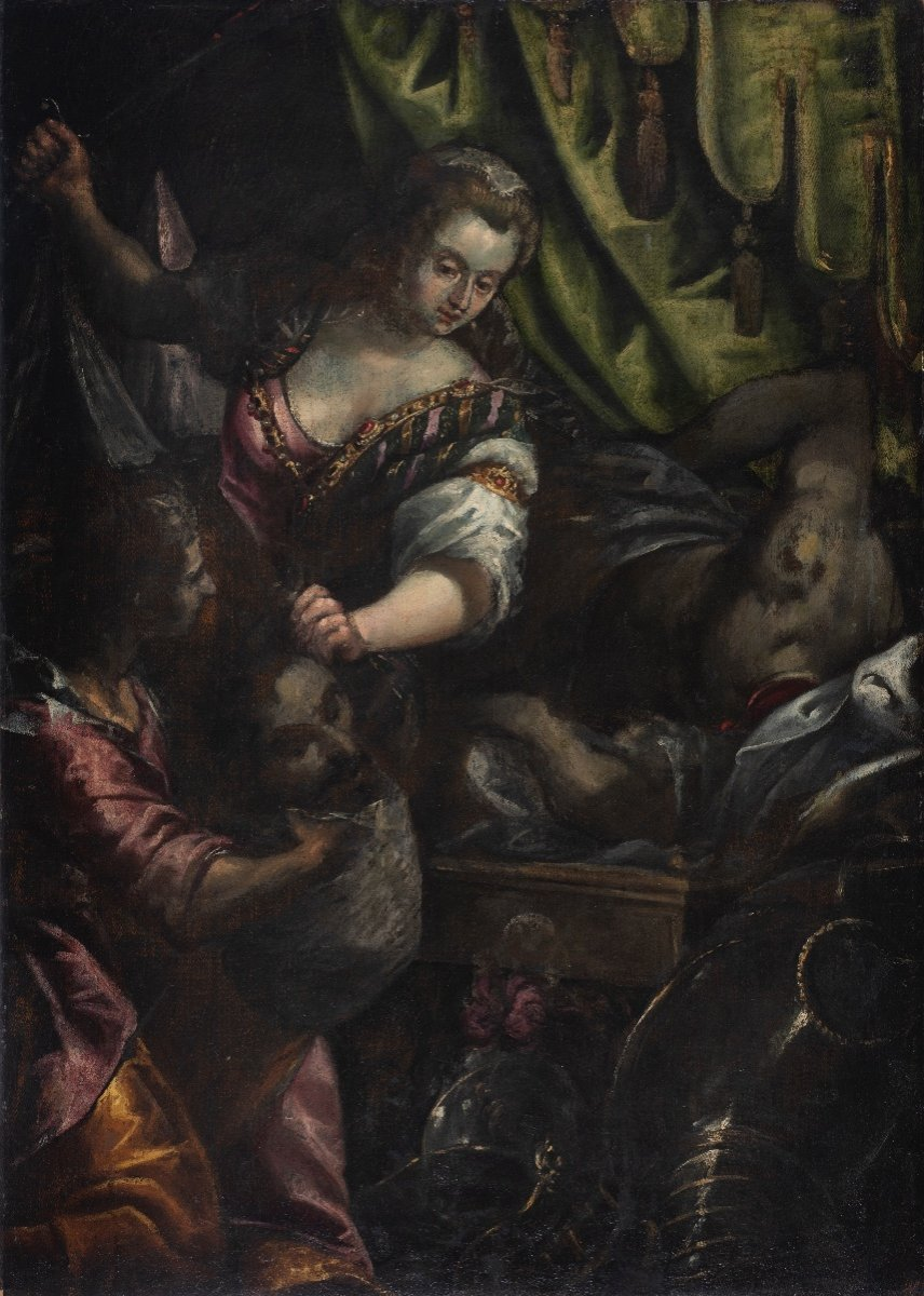 Atelier De Paolo Veronese (verona, 1528 – Venezia, 19 Aprile 1588), Judith Et Holopherne