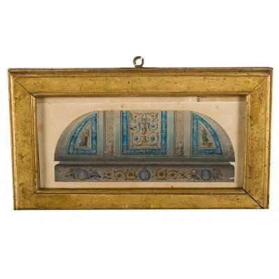 Chambres Raphaelesques, XVIII Siècle