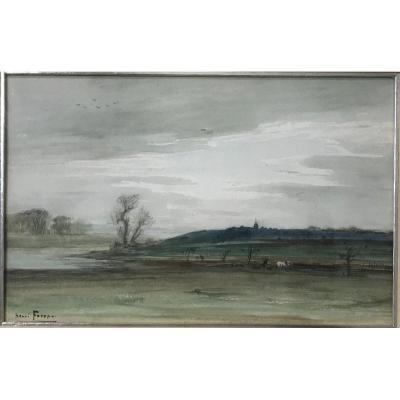 Henri Foreau (1866 - 1938), Paysage