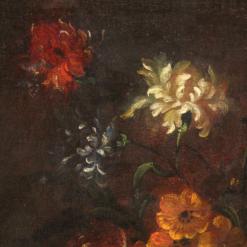 Ancient Still Life From The 18th Century-photo-5