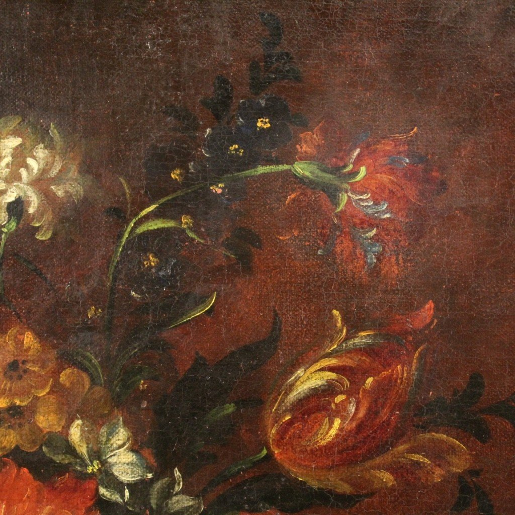 Ancient Still Life From The 18th Century-photo-6