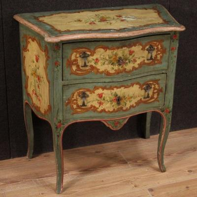 Small Commode In Venetian Style From The 20th Century