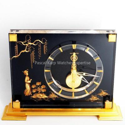 Jaeger-lecoultre Table Clock