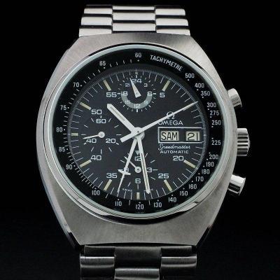 Omega Speedmaster Mark 4.5 Cal.1045 Chronograph Ref. 176.0012 -1975-