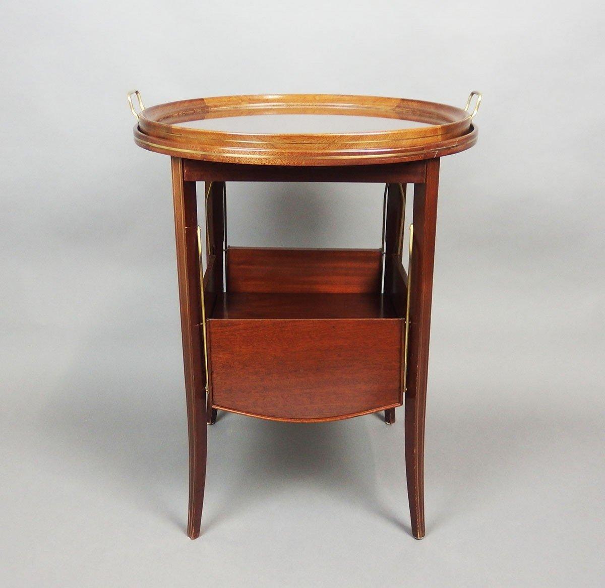 Table à Thé  Anglaise-photo-2