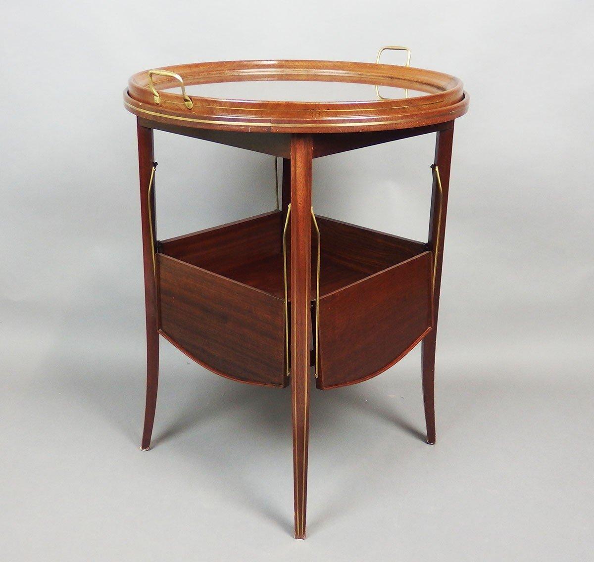 Table à Thé  Anglaise-photo-3
