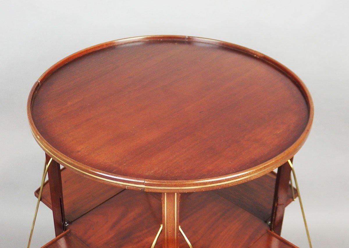 Table à Thé  Anglaise-photo-5