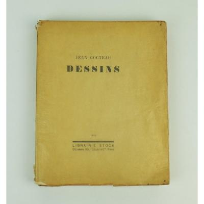 Dessins A Book By Jean Cocteau