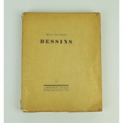 Dessins par Livre par  Jean Cocteau