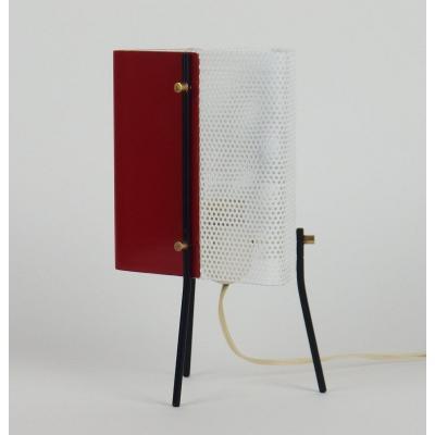 1950s Metal Lamp