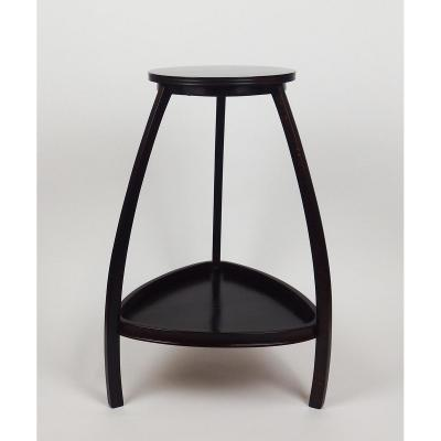 Secession Bent Beech Two-tier Pedestal