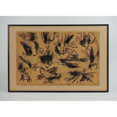 Oiseaux Par Camilo Otero