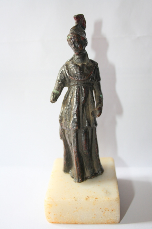 Statuette GALLO -ROMAINE Athena