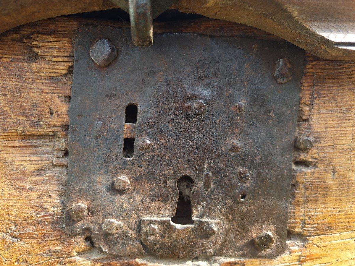 Coffre Queyras 17 Em Siécle-photo-4