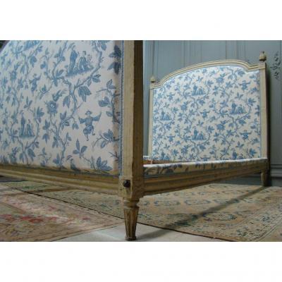 lit ancien sur proantic. Black Bedroom Furniture Sets. Home Design Ideas