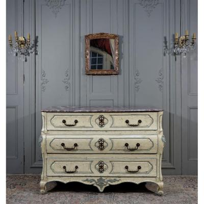 Commode Tombeau d'époque Régence