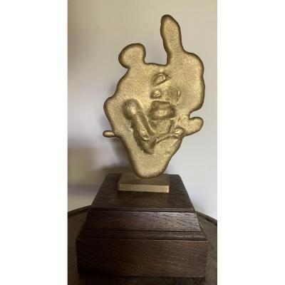 Sculpture Forme Libre Circa 60