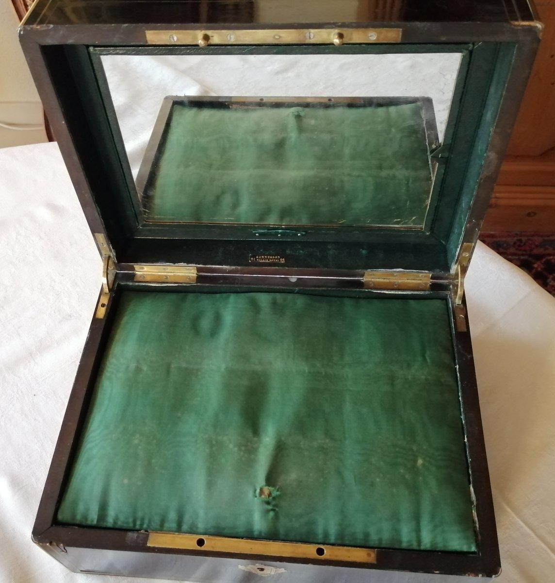 Napoleon III Perfume Box-photo-1