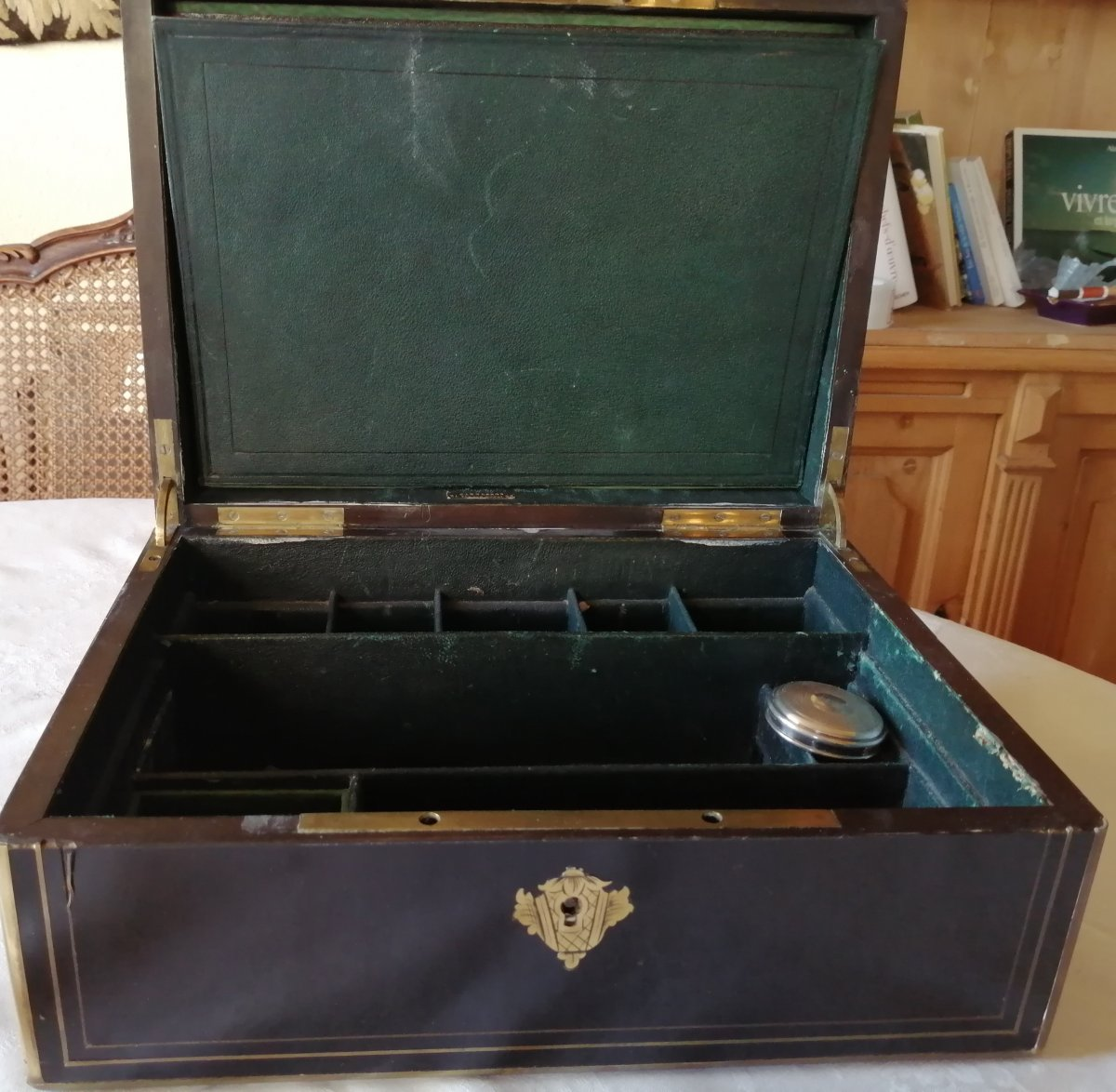 Napoleon III Perfume Box-photo-3