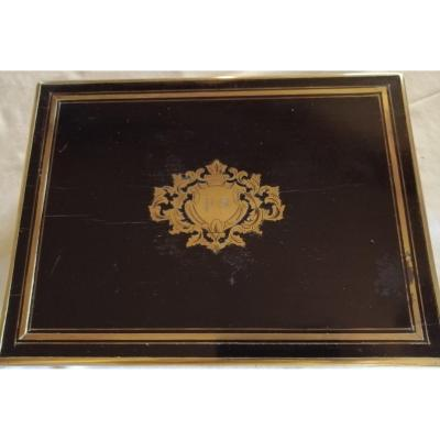 Napoleon III Perfume Box