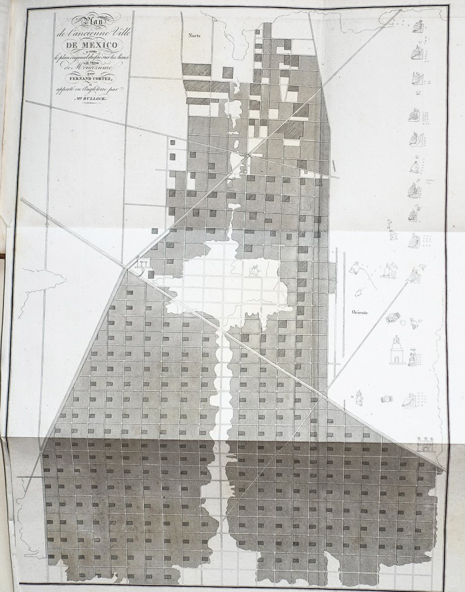 Bullock William Le Mexique En 1823-photo-3