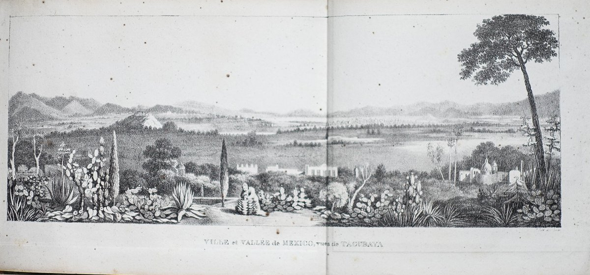 Bullock William Le Mexique En 1823-photo-1