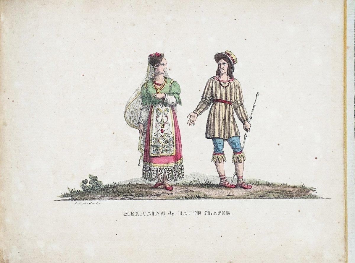 Bullock William Le Mexique En 1823-photo-4