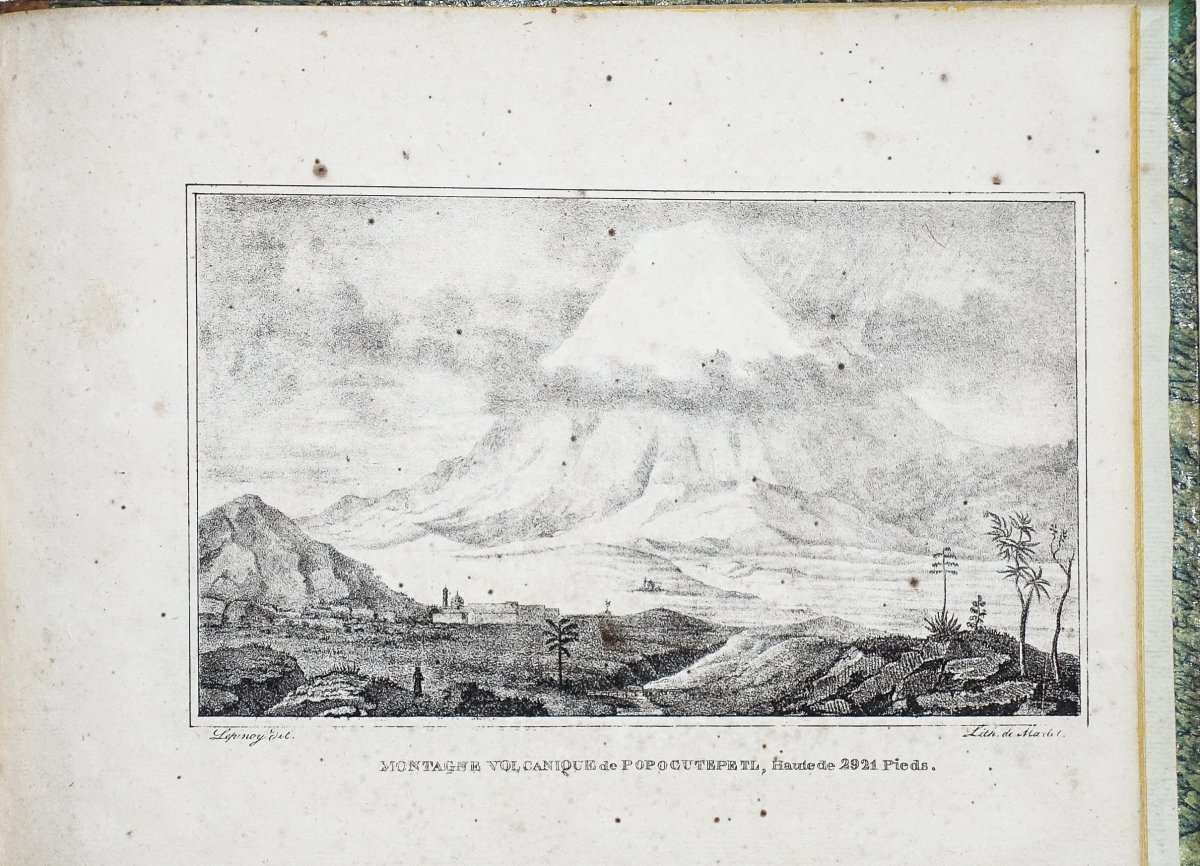 Bullock William Le Mexique En 1823-photo-5
