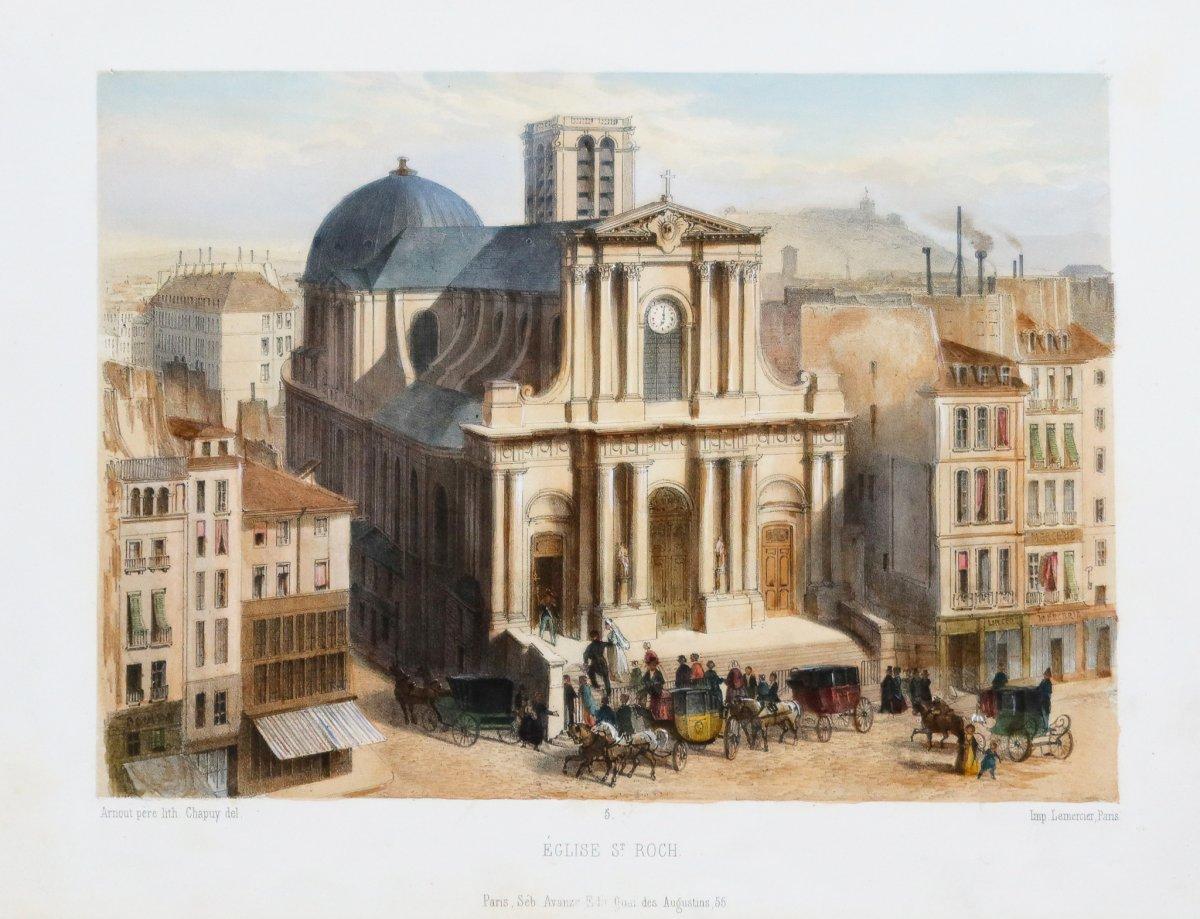 Eglise Saint Roch – Paris