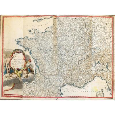 Atlas Composite De Cartes Géographiques