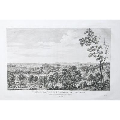 Ville et  Château de Versailles