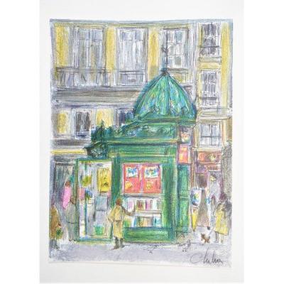 Paris - Les Grands Boulevards