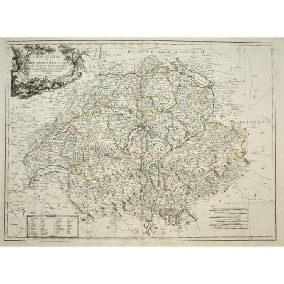 La République Helvétique – bonne cartographe