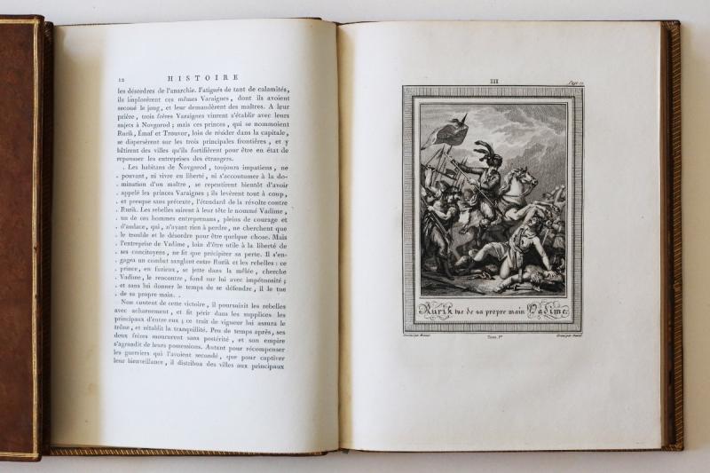 F.A David – Histoire De Russie-photo-4