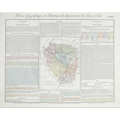 Carte Originale De L'ile de france