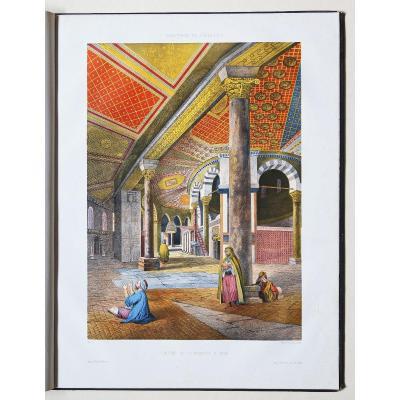 Paris François Edmond – Souvenirs De Jérusalem