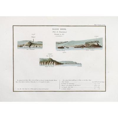 Carte Marine De La Baie De Douarnenez