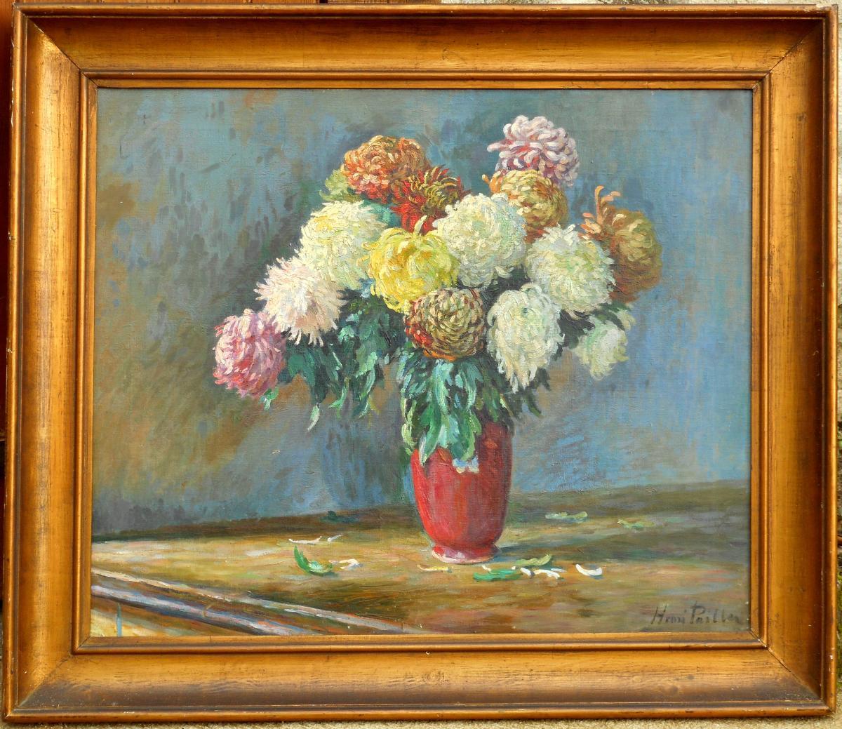 Henri Pailler (1876/1954) Crozant Poitiers 1908 -photo-1