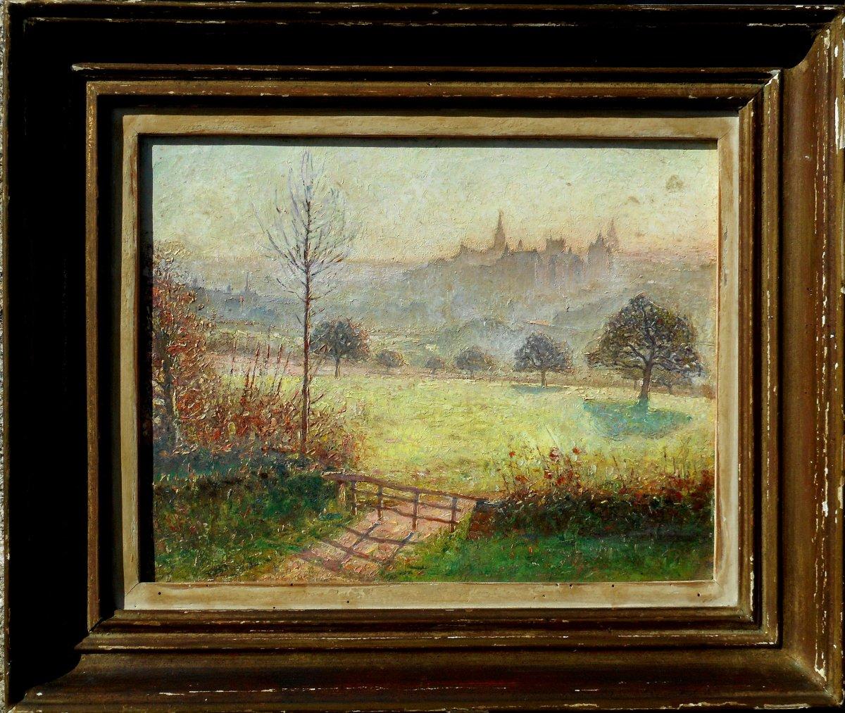 RAOUL DAVID(1876-1950) Vitré - BRETAGNE