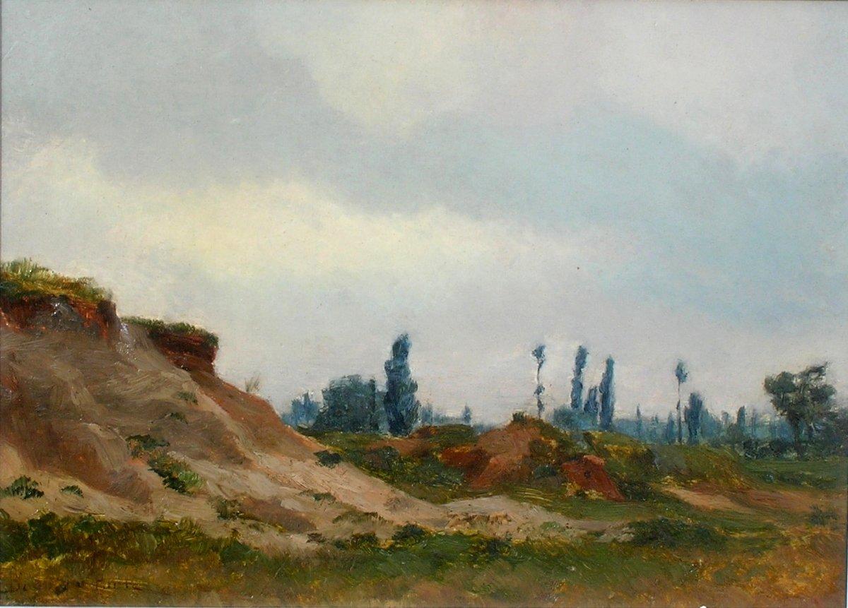 Léon  BOPP  DU  PONT(1840-1924) BORDEAUX  ARCACHON  NOIRMOUTIER  LANDES