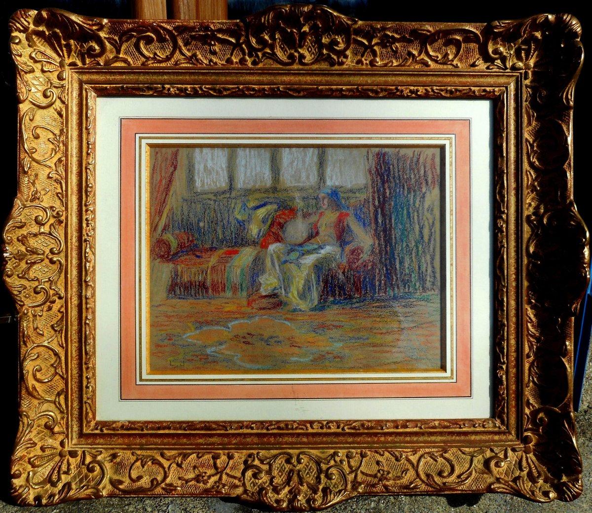 Léon Jouhaud (leon Jouhaud 1874-1950) Limoges - Gitane 1907