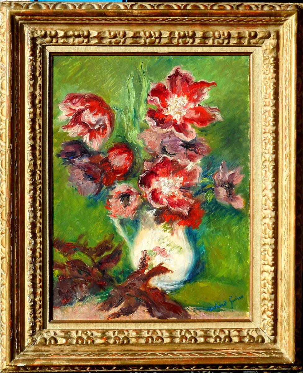 Richard Guino (1890-1973) - (maillol - Auguste Renoir)