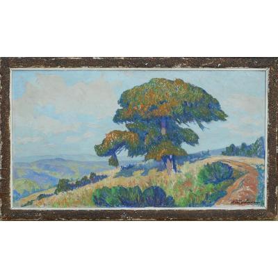 RAYMOND MARTINEZ (1898/1969) ALLIER - VICHY - ARFEUILLES