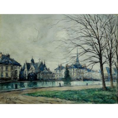 Georges ROSE (1895-1951) TROYES  1951 (AUBE)