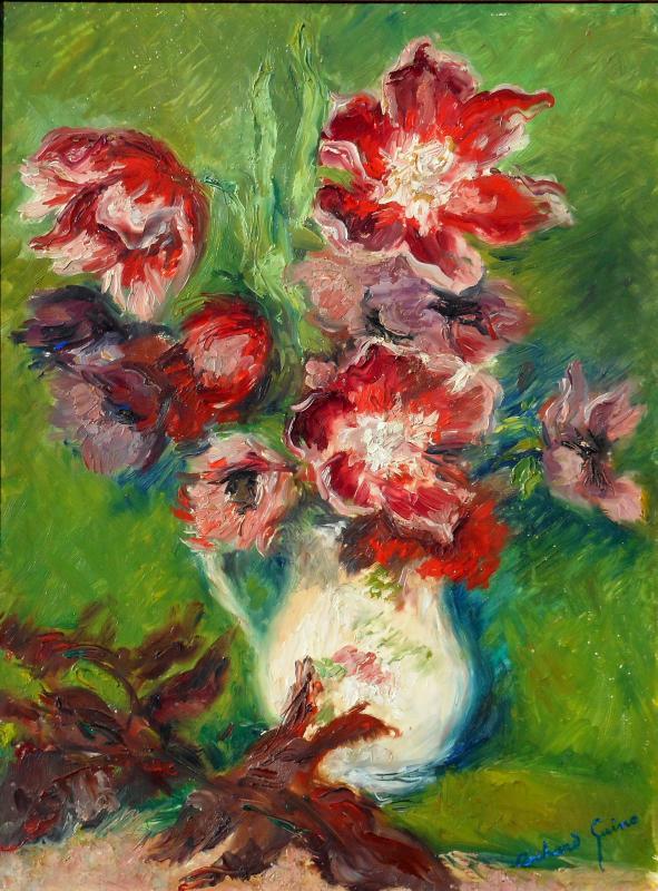 Richard Guino (1890-1973) - (maillol - Auguste Renoir)-photo-2