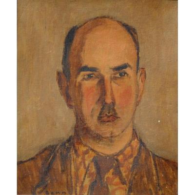 BENN (Bençion ou Benejou RABINOWICZ ) 1905-1989 - ecole de PARIS
