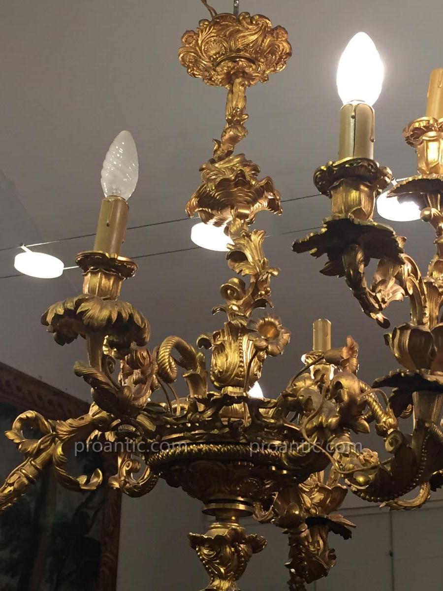 Lustre De Louis XV 19ème